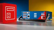 Mit CMS 356 bezeichnet Omicron seinen neue Spannungs- und Stromverstärker für analoge Kleinsignale, die von einem CMC-Prüfgerät oder anderen Signalquellen bereitgestellt werden. Der Spannungs- und Stromverstärker hat vier Spannungsausgänge mit je 300