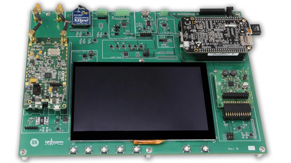ON Semiconductor sieht sich gut gerüstet, um den IoT-Markt zu bedienen, beispielsweise mit dem IoT-Developer Kit für smarte passive Sensoren. Auf dem Mobile World Congress 2016 stellte das Unternehmen das Kit offiziell vor.