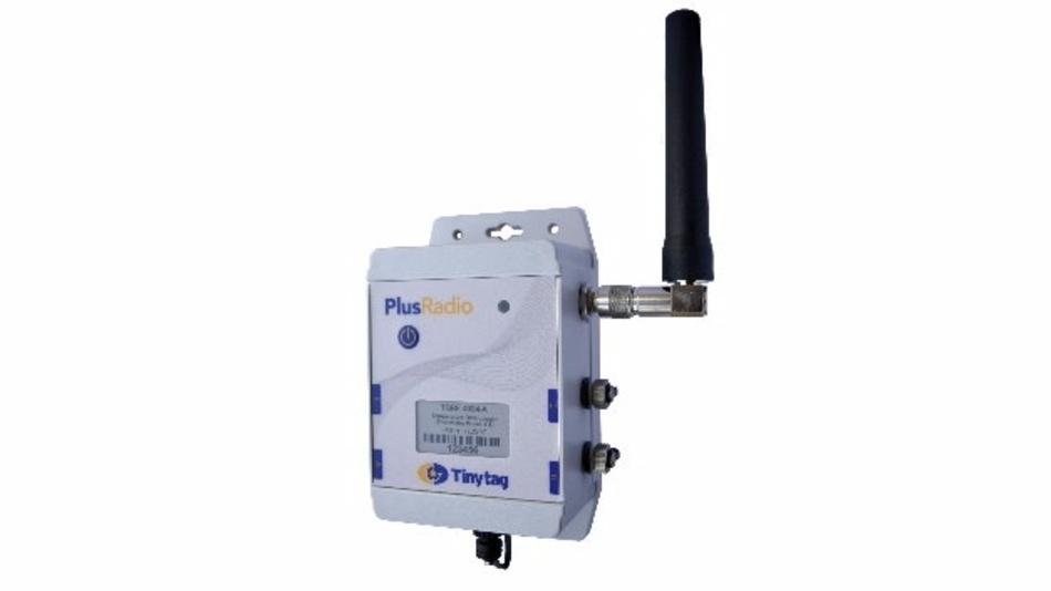 Auch in rauen Umgebungen zuverlässig: die Funk-Datenlogger der Serie »Plus Radio« von Tinytag im Vertrieb von PSE Priggen Special Electronic.
