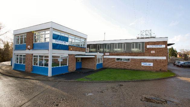 Schurter Ltd. zieht um nach Aylesbury