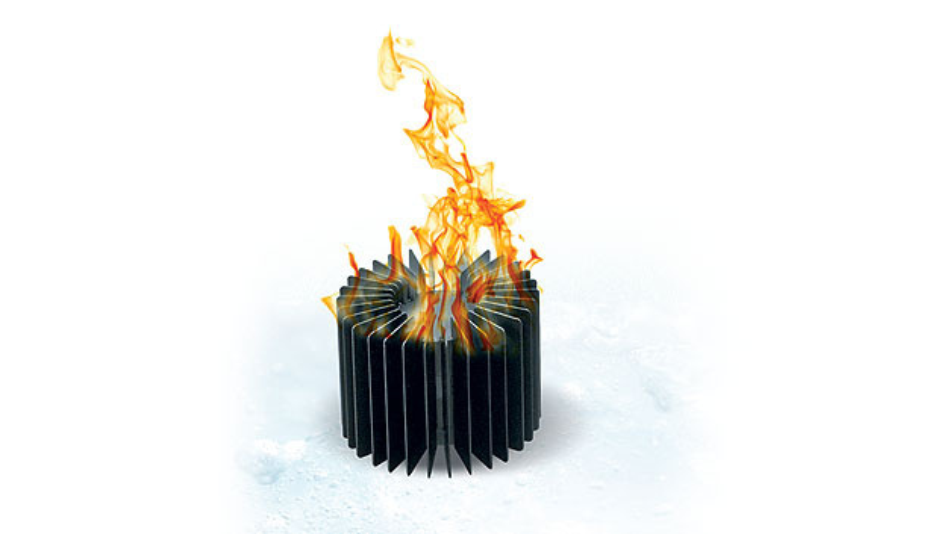 Spezialistentreffen zur Wärmeableitung und anderen heißen Themen.