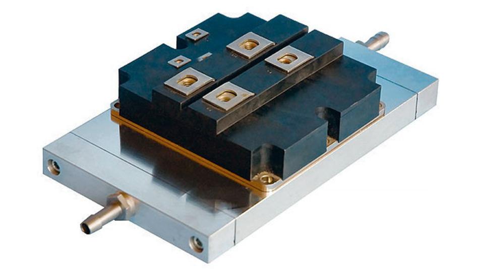 Bild 1. Das österreichische Unternehmen DAU nennt sein neues, individuell anpassbares Flüssigkeitskühlkörpersystem kurz und prägnant Easy System.