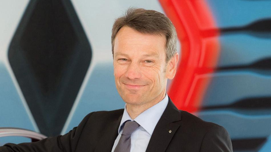 """Zuletzt war Uwe Hochgeschurtz seit April 2014 Generaldirektor des Renault Vertriebsgebietes """"Central"""" (Österreich und Schweiz)."""