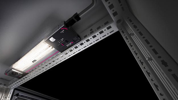 Energieeffiziente Schaltschrank-Leuchte