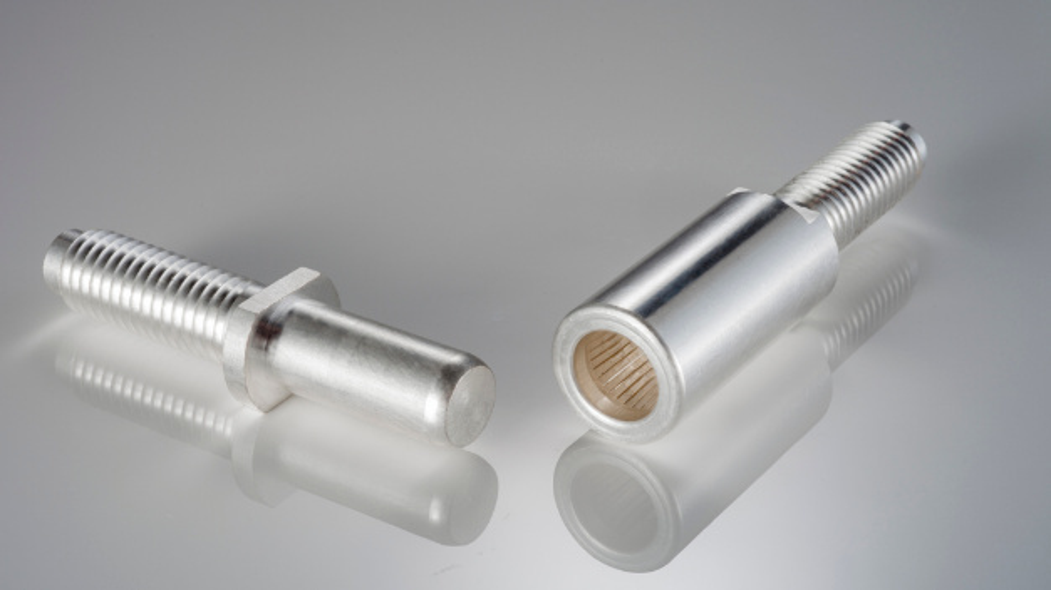 Der Kontakt ODU Lamtac basiert auf einem gedrehten Träger