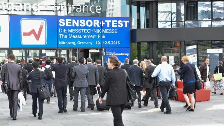 Nach einem durch den Bahnstreik bedingt schwächeren Jahr 2015 verbucht die Sensor+Test 2016 ein massives Wachstum in allen Belangen.