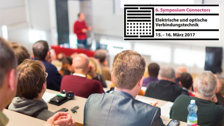 Neueste Entwicklungen an elektrischen und optischen Steckverbindern stehen im Fokus des 6. Symposium Connectors der GMM 2017.