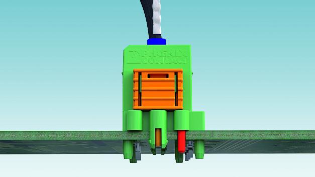 Steckverbinder mit SKEDD-Direktstecktechnik