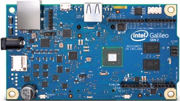 Bild 4: Intel Edison SoC