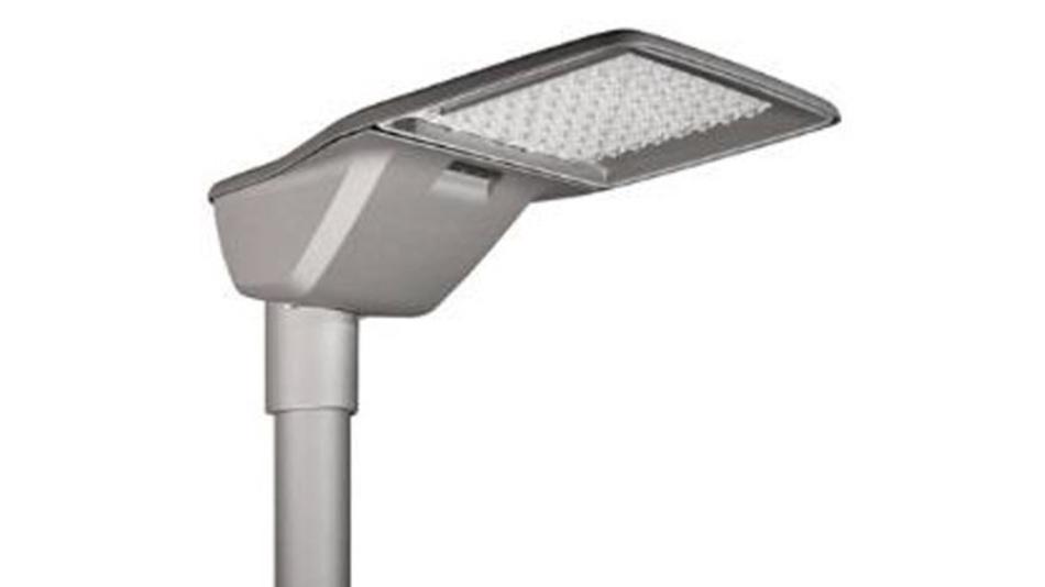 Mit dem funkgesteuerten System SLC werden Außenleuchten wie die Streetlight 20 LED zum Rückgrat der Smart City.