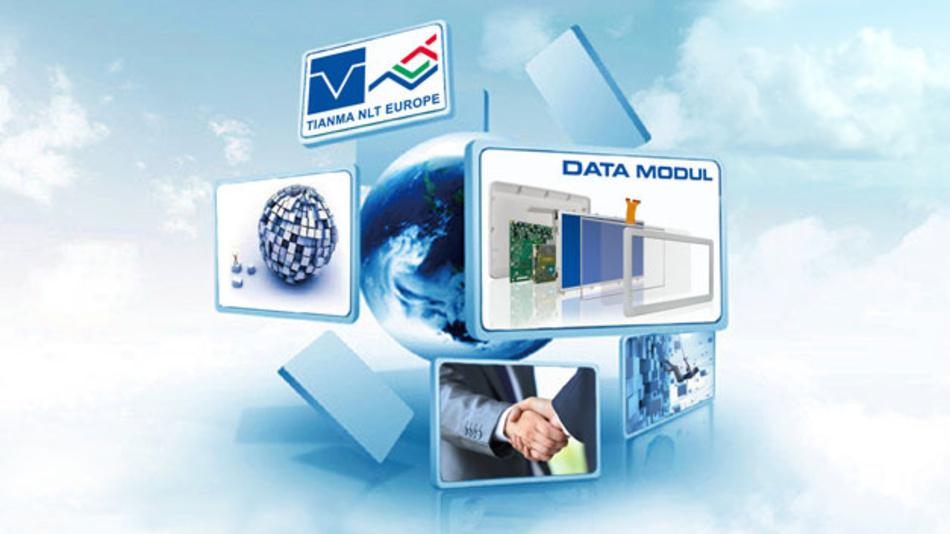 Zusammenarbeit ausgebaut, Produktsortiment erweitert: Der Distributor Data Modul nimmt weitere Display-Produktfamilien des Herstellers Tianma NLT in sein Sortiment auf.