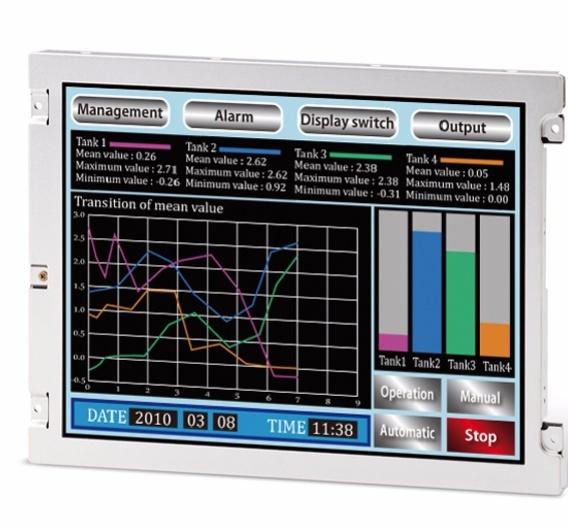Bild 1: Displays für die Industrie mit langlebigem Backlight und bis zu 4K Auflösung