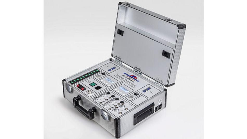 Maßgeschneiderte Messtechnik-Koffer