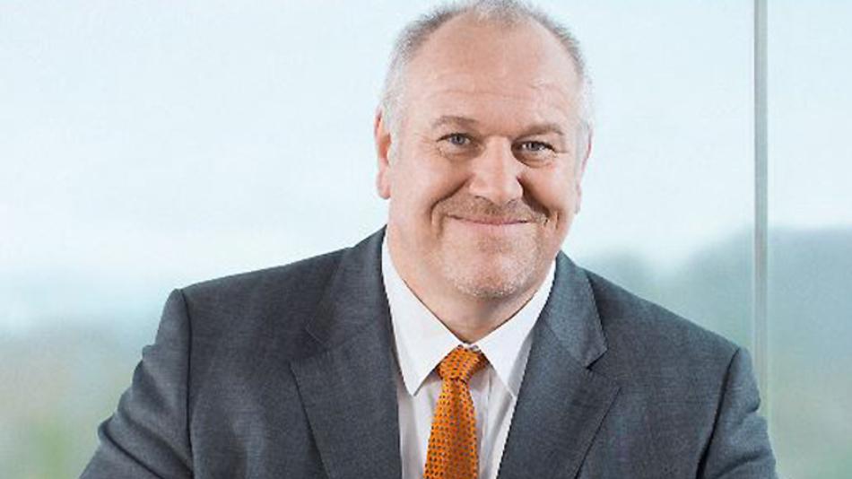"""Matthias Altendorf, CEO: """"Wir werden insbesondere den Aufbau der digitalen Kompetenz beschleunigen!"""" Einer von sieben strategischen Schwerpunkten der im vergangenen Jahr festgelegten Firmenstrategie 2020+."""