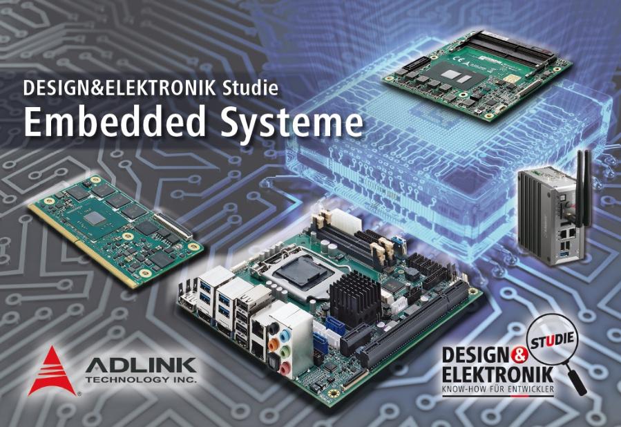 Machen Sie mit bei der DESIGN&ELEKTRONIK Embedded-Systeme-Studie und gewinnen Sie ein iPad Pro, ein iPhone 6S oder ein iPad Mini !