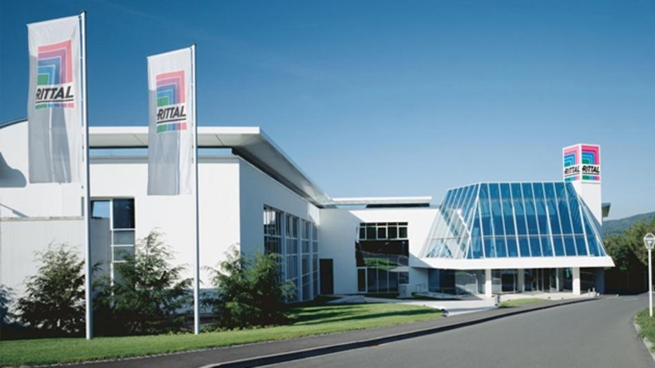 Rittal richtet seine Produktion in Deutschland bis 2018 komplett neu aus
