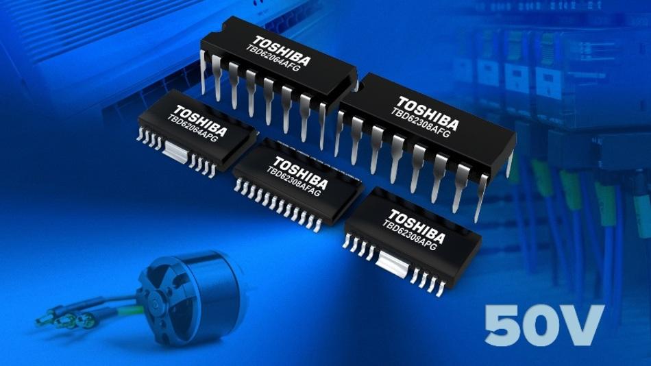 Erhältlich sind die DMOSFETs im HSOP16-, DIP16- oder SSOP24-Gehäuse.