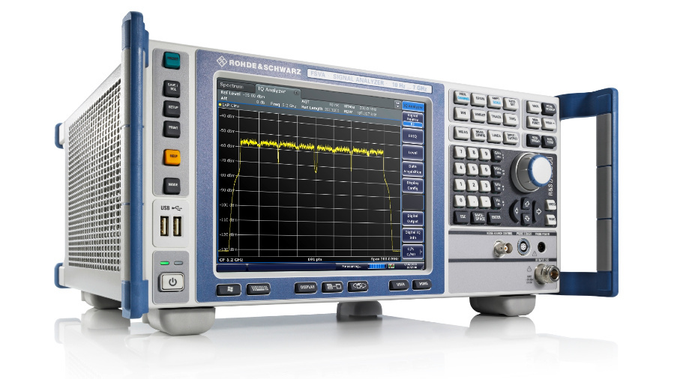 Signal- und Spektrumanalysator FSVA