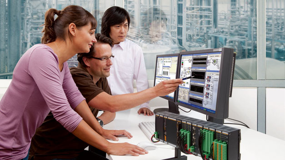 Für das HMI/SCADA-System »atvise«  der Bachmann-Tochter Certec gibt es  jetzt die Portallösung »atvise portal«.