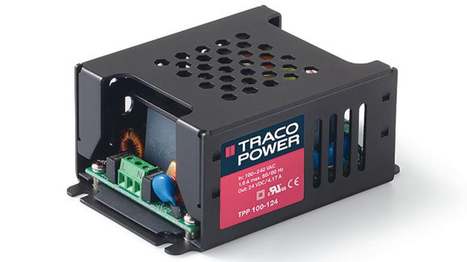 Bild 1. Die Serie TPP von Traco Power arbeitet in einer Höhe von 5000 Metern über dem Meeresspiegel.