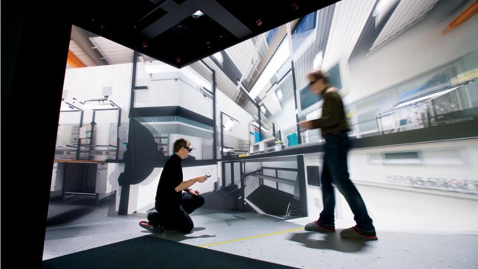 Virtuelle Realität in der Praxis