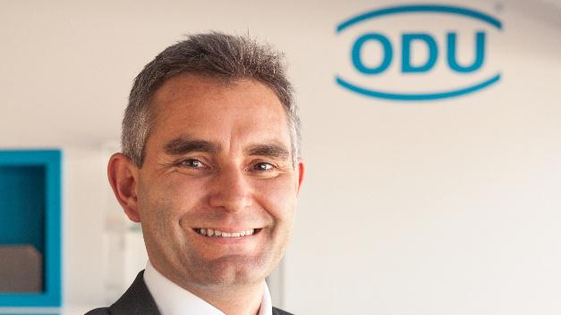 Bernhard Säckl, Portfolio Management Rechtecksteckverbinder ODU