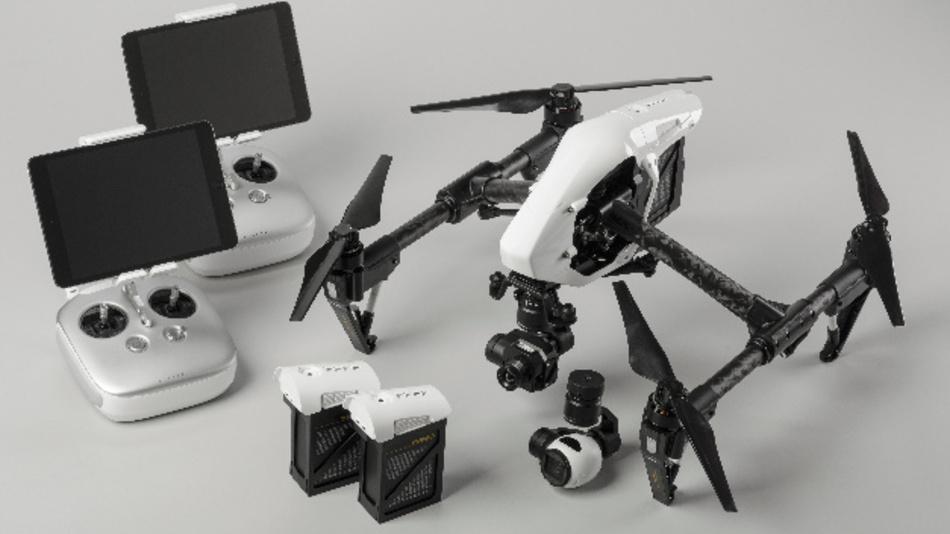 Auf der Intersolar präsentiert FLIR außerdem Drohnen-Pakete zur luftgestützten Inspektion von Dächern und Gebäudestrukturen.
