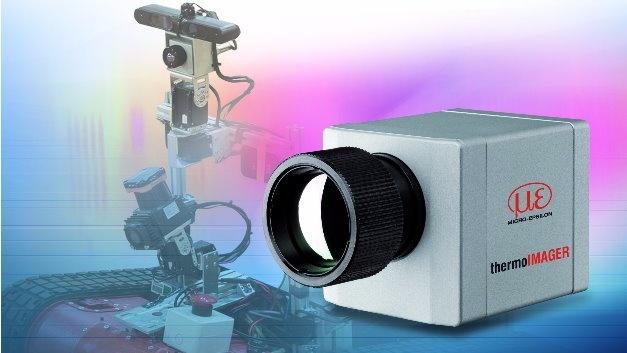 Wärmebildkamera »TIM« von Micro-Epsilon will sich im RoboCup 2016 beweisen