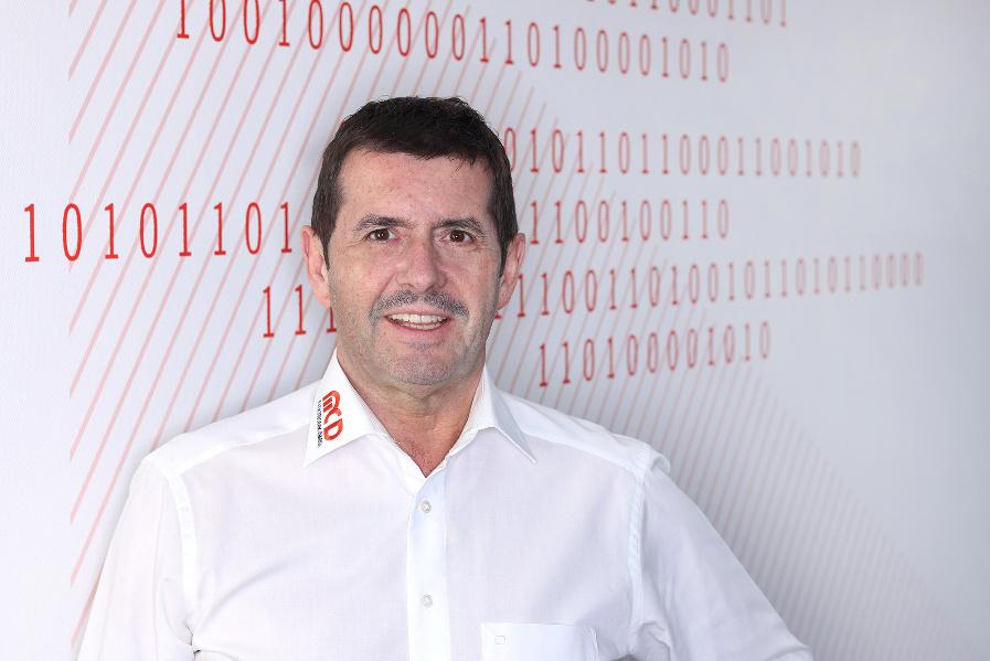Bruno Hörter, Geschäftsführender Gesellschafter, MCD Elektronik