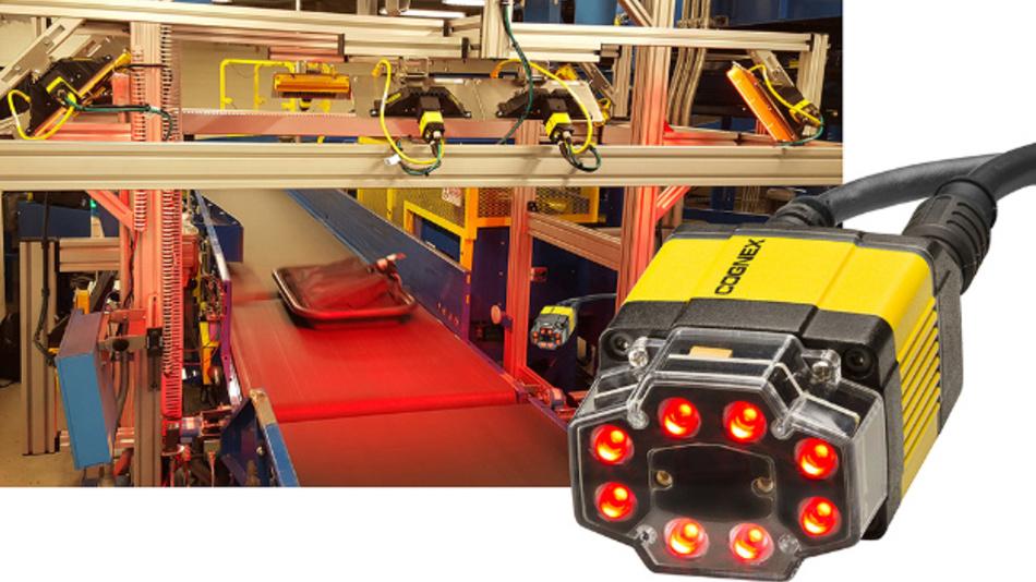 Cognex stellt die erste bildbasierte und automatische Tag-Reader-System für die Gepäckabfertigung an Flughäfen vor.