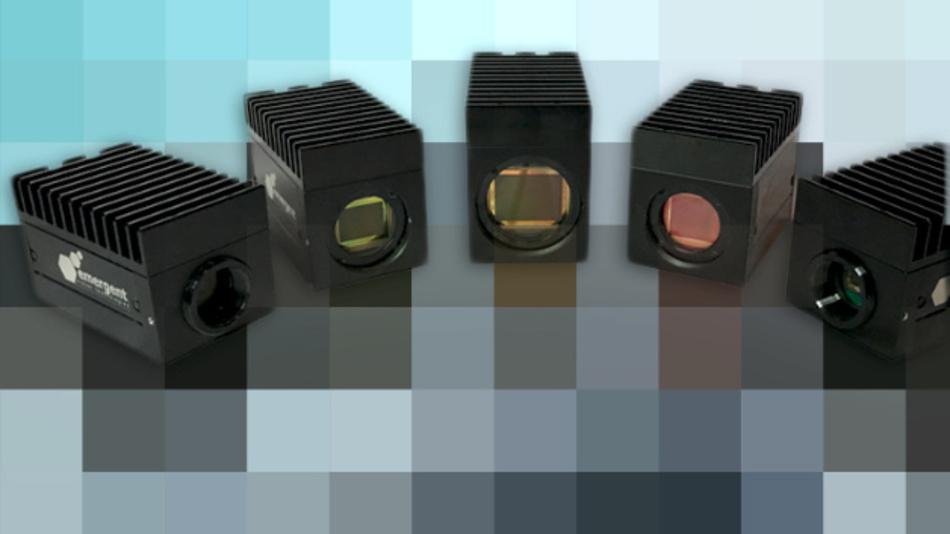 Mit 10GigE als Schnittstelle ausgestattet sind die bei Framos erhältlichen Kameras der Serie HR von Emergent Vision Technology.