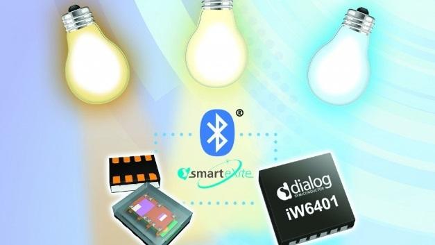 Neuentwicklungen für künftige Wireless-Smart-Lighting-Anwendungen.