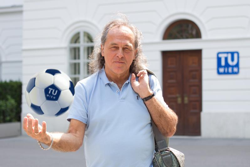 Gerhard »Hardy« Hanappi hat die EM 2016 vorherberechnet.