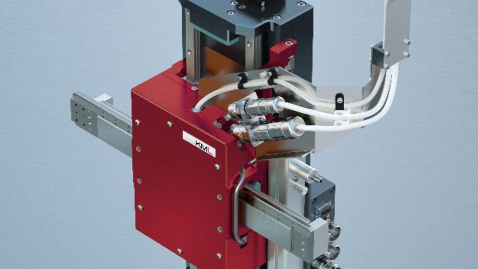 Für die Linearmotoren der Serie »LMS M Advanced« sichert der Hersteller KML Linear Motion Technology eine Wartungsfreiheit bis 100 Mio. Zyklen zu.