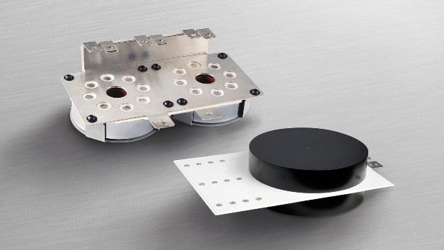 Rolinx Kondensator-Stromschienenbaugruppen von Rogers Germany