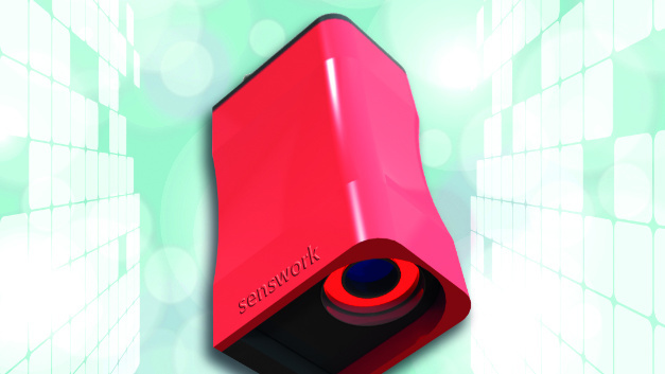 Mit der von Senswork entwickelten Kamera »ZFokus« lassen sich Bauteile bis 12 x 12 mm Größe prüfen.