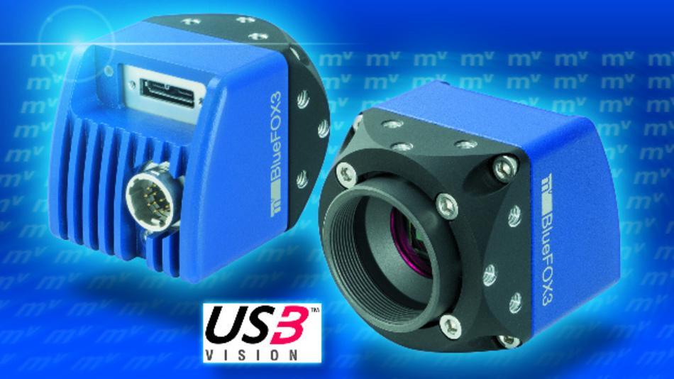 Der 12-MPixel-CMOS-Bildsensor IMX253 von Sony steckt jetzt in der USB-3.0-Industriekamera »mvBlueFOX3-2124G« von Matrix Vision.