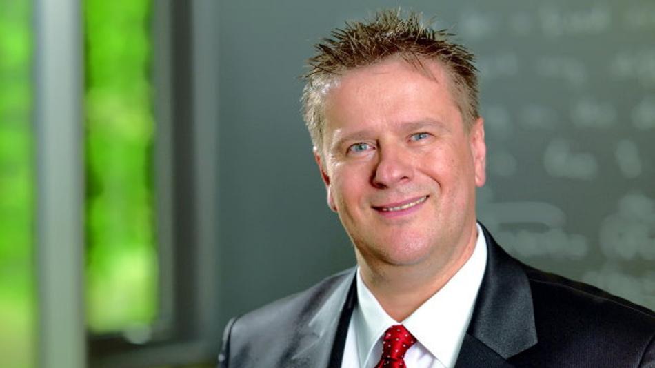 Baut das neue Geschäftsfeld Smart Energy massiv aus: CEO Hannes Niederhauser.