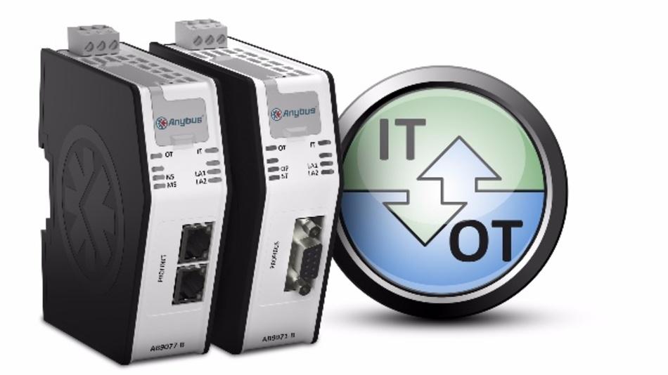 Verbinden Profinet und Profibus mit .Net-Anwendungen: die neuen Anybus-Gateways.