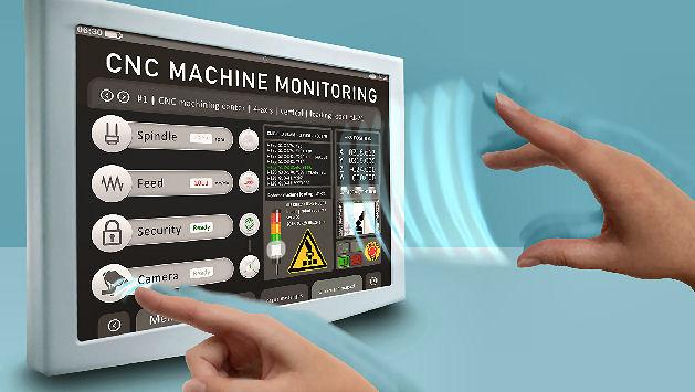 3D Touchscreens