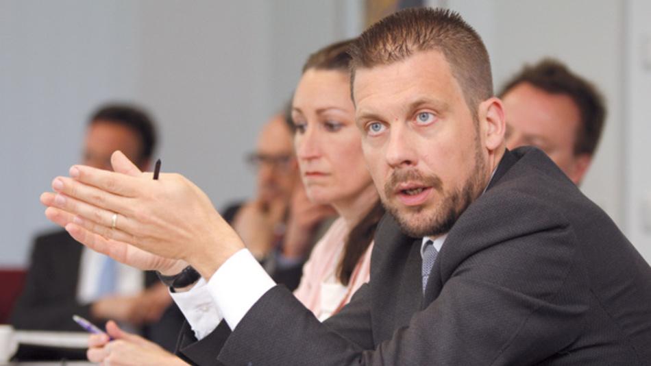 Ole Gerkensmeyer, Future: »Wir sollten als Brücke zwischen  Hersteller und Endkunden diejenigen sein, die jungen Unternehmen Zugang zu neuen Technologien bieten.«