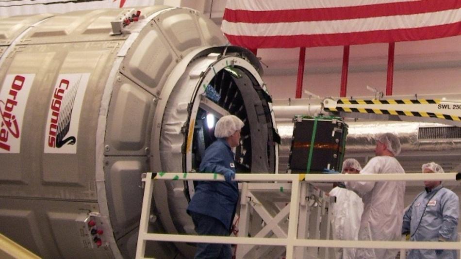 Die Logger der MSR165-Serie liefern auf Raumflügen zur ISS wertvolle messtechnische Daten: Raumfahrt-Zukunft mit Messtechnik der Jetzt-Zeit.