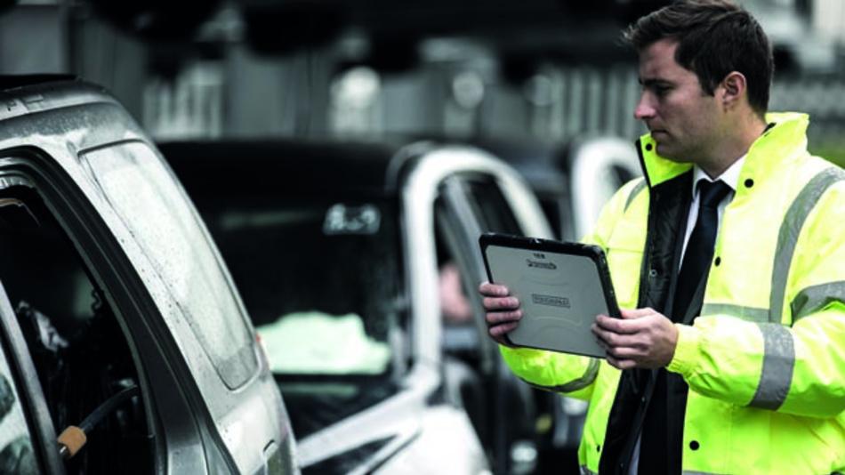 Im Rahmen des Automotive Innovation Summit hat Panasonic sein neues Toughpad FZ-A2 vorgestellt.