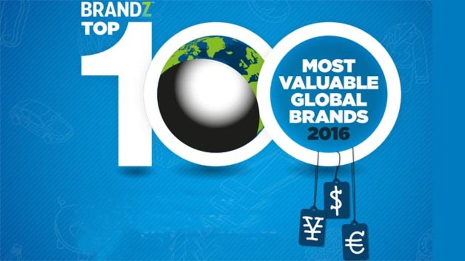 Welche sind die wertvollsten Marken im Jahr 2016? Die Studie von Millward Brown und WPP zeigt es.