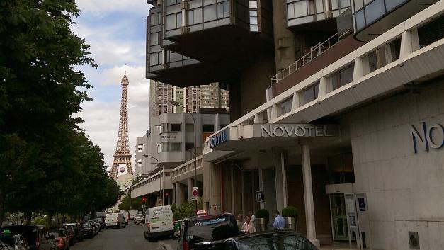Der vierte Sierra Wireless Innovation Summit 2016 fand im Novotel am Eiffelturm in Paris statt.