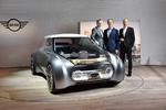 BMW stellt Mini Vision Next 100 vor