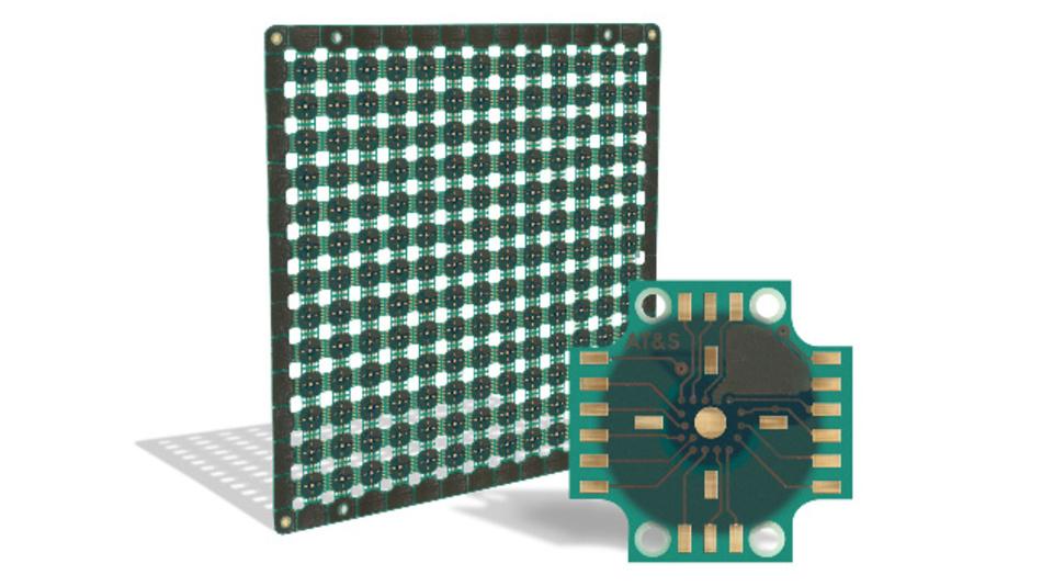 Dank der 3D-SiPs von UTAC kann Sarda GaAs-Schalter, Silizium-Treiber und passive Komponenten in einem kompakten Low-Profile-Gehäuse integrieren, das die parasitären Effekte minimiert und so eine hohe Schaltgeschwindigkeit ermöglicht.