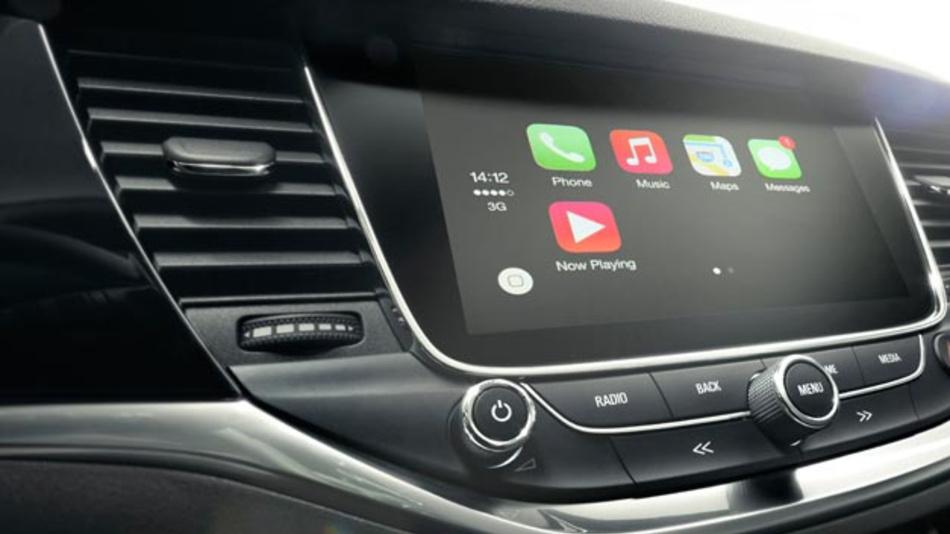 Für Infotainment-System u.a. im neuen Opel Astra setzt General Motors auf die MOST50 Inics von Microchip.