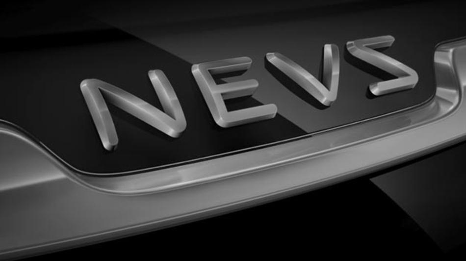 Aus Saab wird NEVS: Der Hersteller trennte sich endgültig vom Namen der kultigen Marke, um selbst als Unternehmen wahrgenommen zu werden.