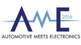 Logo AmE 2016